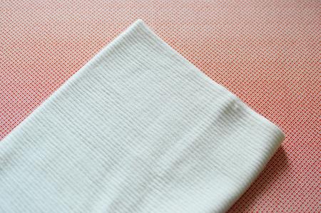 絹のふっくらワイド腹巻き