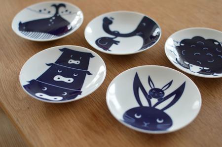 KOMON KIDS 豆皿(5種類)