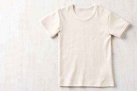 オーガニックコットンベビー&キッズ◆半袖Tシャツ