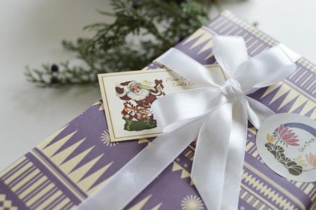 クリスマスギフト クリスマスプレゼント ラッピング