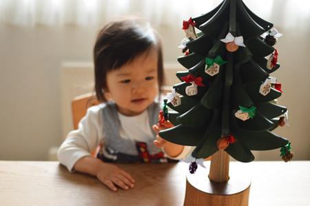 クリスマスツリー 木製 通販