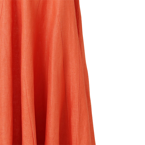 リネンスカート,麻,ロングスカート,お洒落,おしゃれ,セレクトショップ,夏のコーディネート,通販