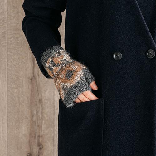 手袋,グローブ,ウール,アルパカ,おしゃれ,スマホ対応,通販