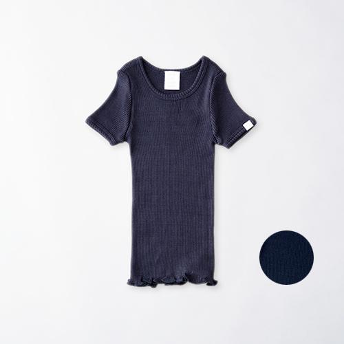 キッズ服,ベビー服,半袖,トップス,オーガニックコットン,シルク,ミルソイエ,マリーネ,通販