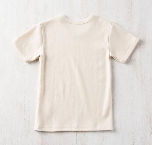 キッズ服 オーガニックコットンTシャツ 通販
