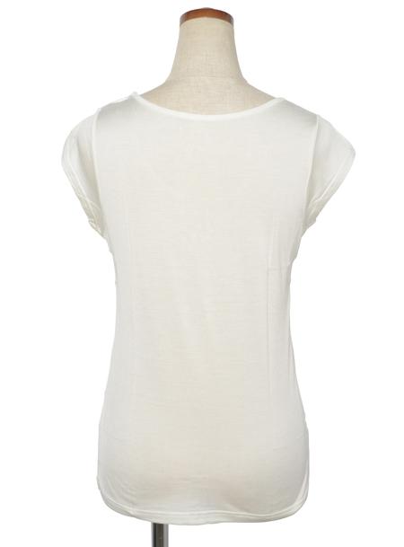 絹 Tシャツ シルク 下着 インナー 通販