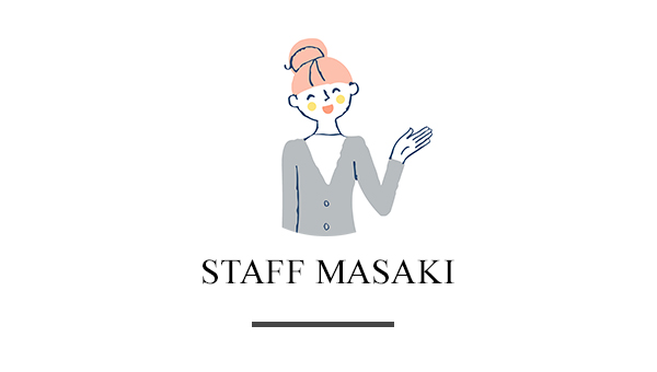 STAFF MASAKI