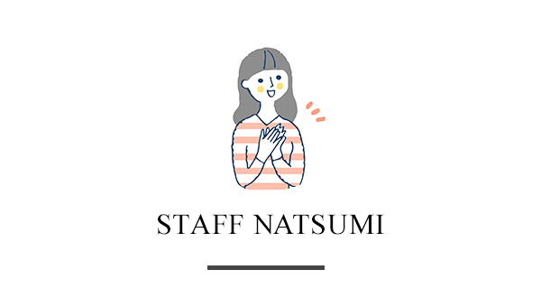 STAFF NATSUMI