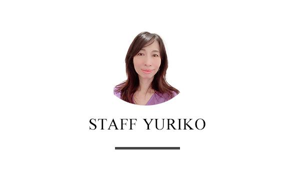 STAFF YURIKO
